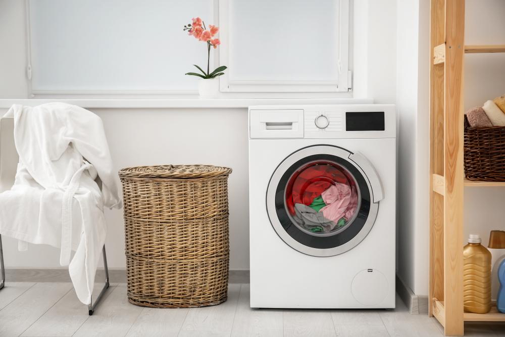 เครื่องซักผ้าฝาหน้าประหยัดไฟและน้ำ